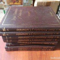 Libros de segunda mano: JOYAS NATURALES Y CULTURALES - 8 TOMOS - PLAZAS, BALNEARIOS, CATEDRALES, PATRIMONIO HUMANIDAD, AUPER. Lote 260500860