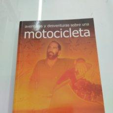 Libros de segunda mano: AVENTURAS Y DESVENTURAS SOBRE UNA MOTOCICLETA - AMÉZAGA ASENSIO, JOSÉ MARÍA FIRMADO POR AUTOR BILBAO. Lote 260816455