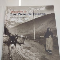 Libros de segunda mano: MONOGRAFÍA DE LOS PICOS DE EUROPA - J.MARIE HIPPOLYTE (CONDE DE SAINT-SAUD) FOTOGRAFIA NUEVO. Lote 260827780