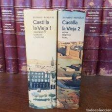 Libros de segunda mano: CASTILLA LA VIEJA - DIONISIO RIDRUEJO 2 TOMOS - PRIMERA EDICIÓN. Lote 260841755