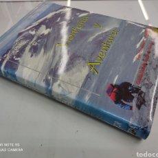 Libros de segunda mano: MONTAÑA Y AVENTURA VIAJES Y EXPEDICIONES CRÓNICAS DE GRANDES ESCALADAS EXPERIENCIAS EXTREMAS ETOR. Lote 261228425