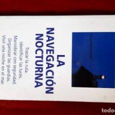 Libros de segunda mano: GUÍAS GLENNANS: LA NAVEGACIÓN NOCTURNA. Lote 261302780