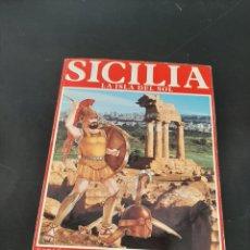 Libros de segunda mano: SICILIA. Lote 261637185