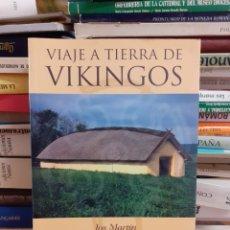 Libros de segunda mano: VIAJE A TIERRA DE VIKINGOS - JOS MARTÍN. Lote 261637730