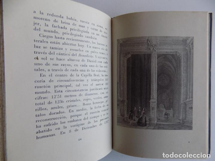 Libros de segunda mano: LIBRERIA GHOTICA. LUIS RIPOLL. LA CATEDRAL DE MALLORCA. 1945. MUY ILUSTRADO. - Foto 2 - 262303520