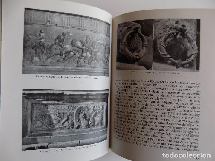 Libros de segunda mano: LIBRERIA GHOTICA. TORRES BALBÁS. LA ALHAMBRA Y EL GENERALIFE DE GRANADA. 1953.FOLIO MENOR. ILUSTRADO - Foto 2 - 262304735