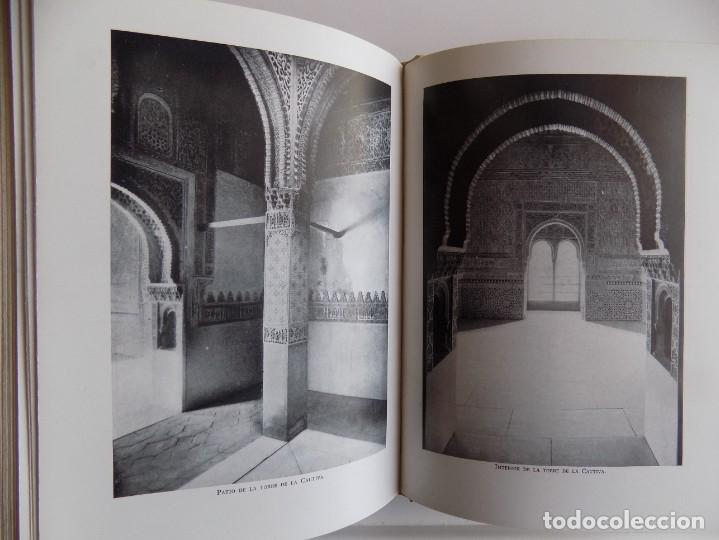 Libros de segunda mano: LIBRERIA GHOTICA. TORRES BALBÁS. LA ALHAMBRA Y EL GENERALIFE DE GRANADA. 1953.FOLIO MENOR. ILUSTRADO - Foto 3 - 262304735