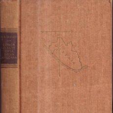 Libros de segunda mano: COMERCIANTE EN LA SELVA AFRICANA - H.R. TAYLOR - ESPASA CALPE - BUENOS AIRES 1945. Lote 262423285