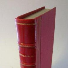 Libros de segunda mano: 1953 - DUBLER - ABU HAMID EL GRANADINO Y SU RELACIÓN DE VIAJE POR TIERRAS EURASIATICAS. Lote 263002350