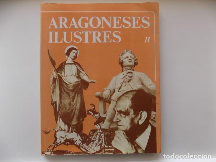 LIBRERIA GHOTICA. GUILLERMO FATAS. ARAGONESES ILUSTRES. 1985. FOLIO. MUY ILUSTRADO. (Libros de Segunda Mano - Geografía y Viajes)