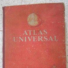 Libros de segunda mano: ATLAS UNIVERSAL. Lote 263224535