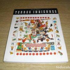 Libros de segunda mano: TERRES INDIENNES - 1955 -. Lote 263733385