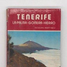 Libros de segunda mano: GUIA DE TENERIFE - LA PALMA - LA GOMERA - HIERRO. Lote 264268760