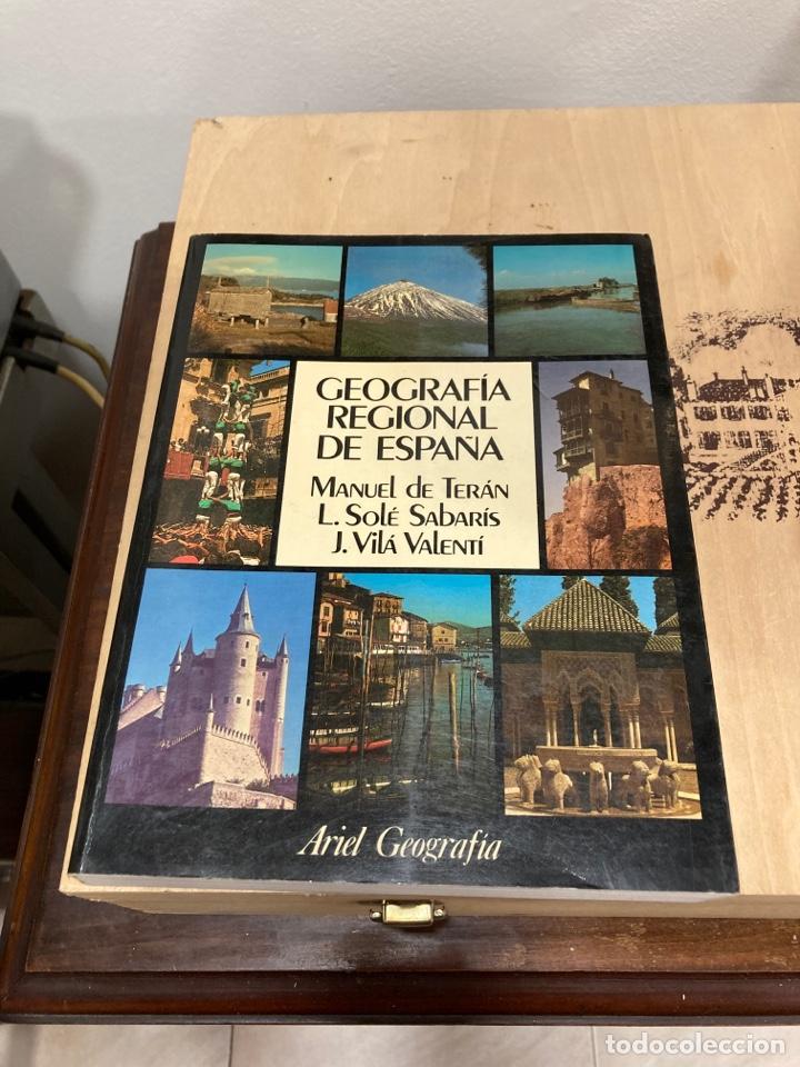 Libros de segunda mano: Geografía general de España 2 tomos - Foto 2 - 264306520