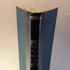 Libros de segunda mano: 1959 FRANCISCO VINDEL - MAPAS DE AMÉRICA Y FILIPINAS EN LIBROS ESPAÑOLES DE LOS SIGLOS XVI A XVIII. Lote 277696723