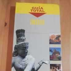 Libros de segunda mano: INDIA (GUÍA TOTAL / ANAYA TOURING CLUB). Lote 268719859