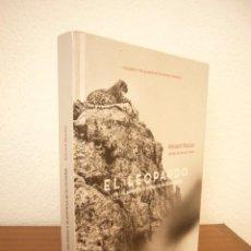 Libros de segunda mano: VINCENT MUNIER: EL LEOPARDO DE LAS NIEVES O LA PROMESA DE LO INVISIBLE (ERRATA NATURAE, 2020). Lote 268868329