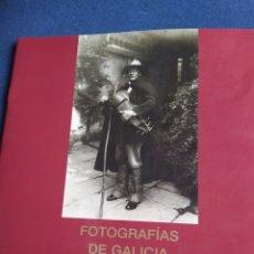 Libros de segunda mano: FOTOGRAFÍAS DE GALICIA NO ARXIU MÁS JUNTA DE GALICIA 2001. Lote 268995354
