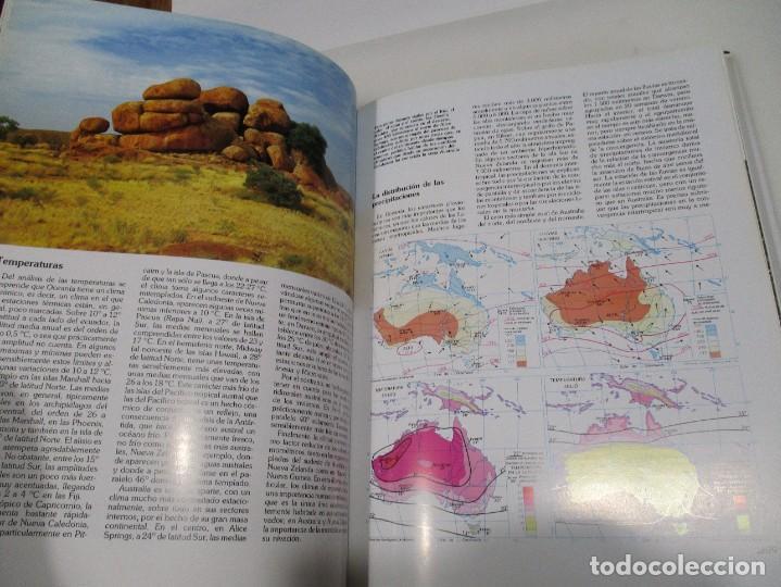 Libros de segunda mano: GEOGRAFÍA UNIVERSAL (8 tomos) del instituto Gallach W7477 - Foto 6 - 269112603