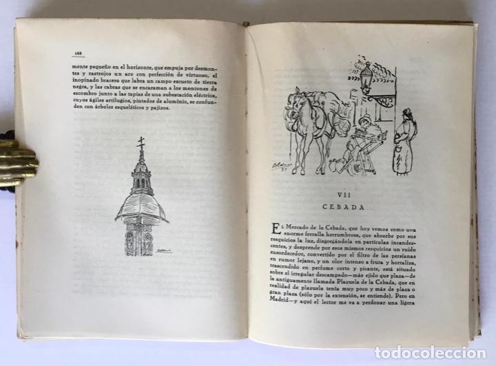 Libros de segunda mano: EL SEMBLANTE DE MADRID. - CHUECA, Fernando. - Foto 4 - 123175542