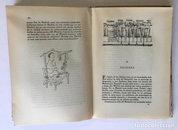 Libros de segunda mano: EL SEMBLANTE DE MADRID. - CHUECA, Fernando. - Foto 5 - 123175542