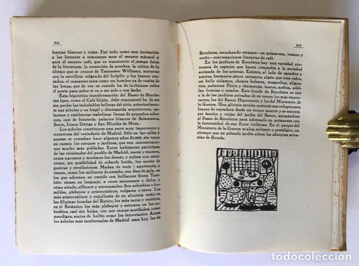 Libros de segunda mano: EL SEMBLANTE DE MADRID. - CHUECA, Fernando. - Foto 6 - 123175542