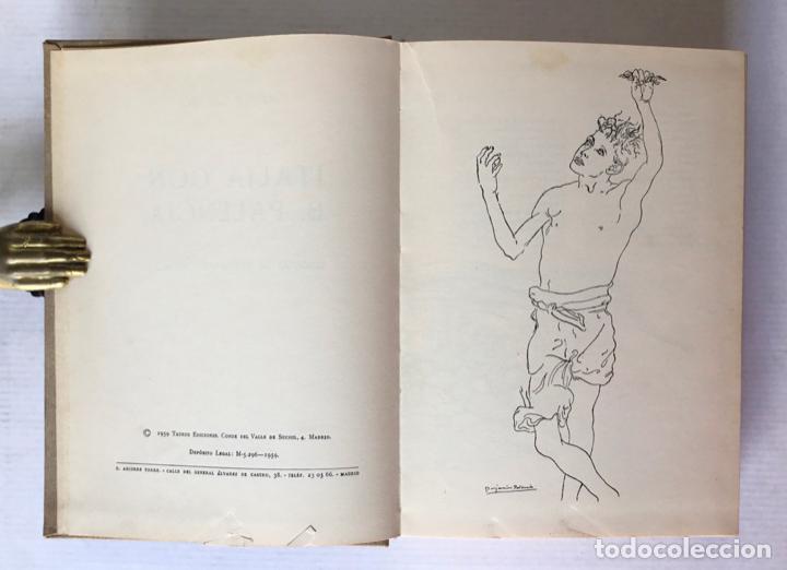 Libros de segunda mano: ITALIA CON B. PALENCIA. - CASTRO, Carmen. - Foto 2 - 123173744