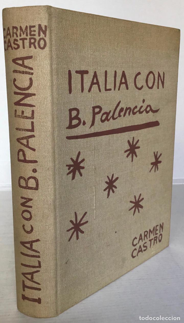 ITALIA CON B. PALENCIA. - CASTRO, CARMEN. (Libros de Segunda Mano - Geografía y Viajes)