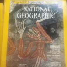 """Libros de segunda mano: 14 REVISTAS """"NATIONAL GEOGRAPHIC"""" 1973-1975 EN INGLES.. Lote 269457093"""
