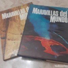 Libros de segunda mano: MARAVILLAS DEL MUNDO Y MARA VILLAS DEL MUNDO II. Lote 269469273