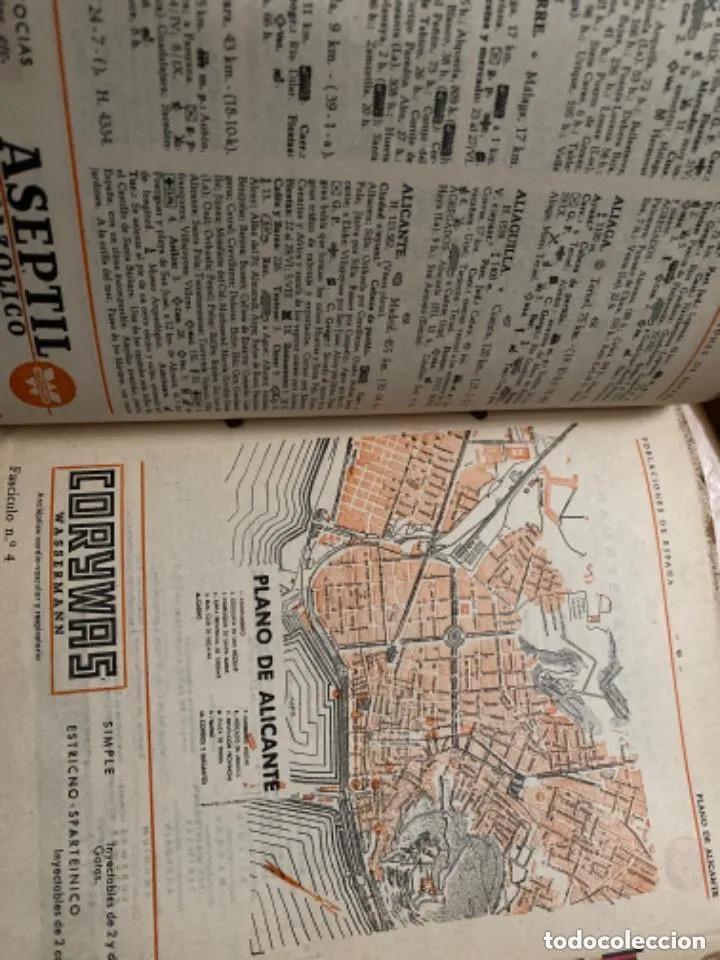Libros de segunda mano: ANTIGUOS LIBROS POBLACIONES DE ESPAÑA WASSERMANN - Foto 4 - 269719693