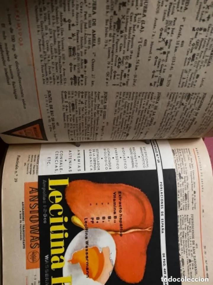 Libros de segunda mano: ANTIGUOS LIBROS POBLACIONES DE ESPAÑA WASSERMANN - Foto 8 - 269719693