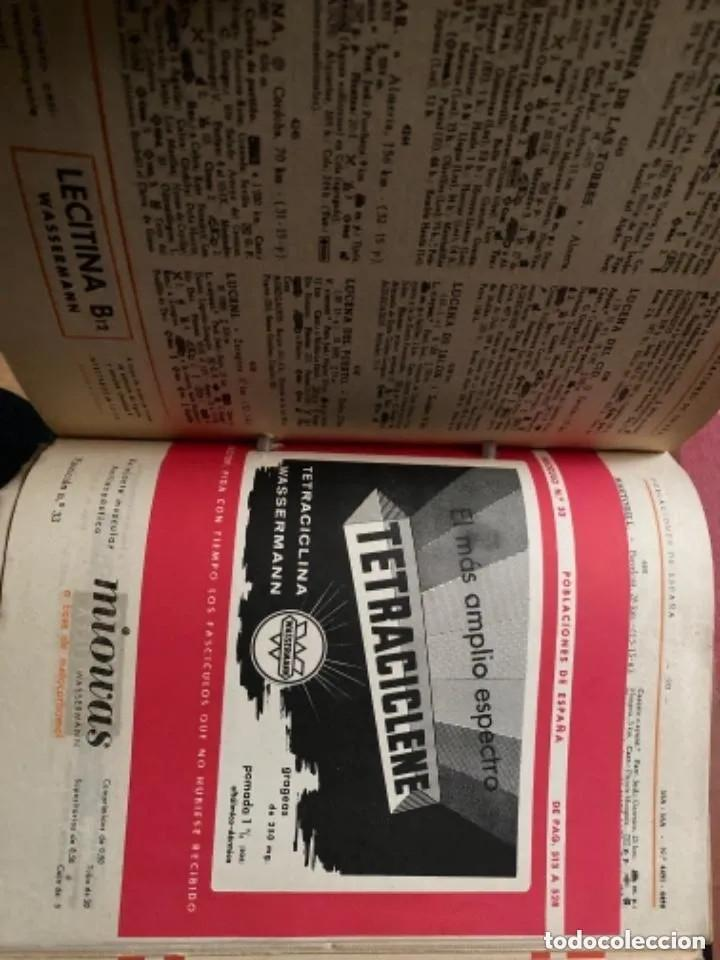 Libros de segunda mano: ANTIGUOS LIBROS POBLACIONES DE ESPAÑA WASSERMANN - Foto 9 - 269719693