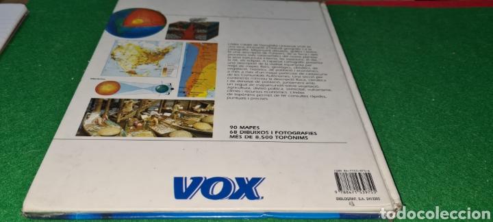 Libros de segunda mano: Atles Català de Geografía Universal. Vox. - Foto 7 - 269836778