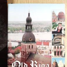 Libros de segunda mano: OLD RIGA ILLUSTRATED GUIDE. Lote 270187358