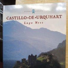 Libros de segunda mano: CASTILLO DE URQUHART - LAGO NESS. Lote 270187793