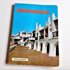 Libros de segunda mano: 1983 MENORCA. Lote 270260053