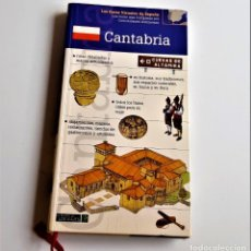 Libros de segunda mano: 2000 CANTABRIA - 13 X 23.CM. Lote 270260353