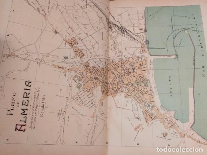 Libros de segunda mano: España Regional Planos. Ceferino Rocafort; Casimiro Dalmau; Benito Chias y Carbó - Foto 4 - 271141563