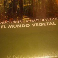 Libros de segunda mano: EL MUNDO VEGETAL. Lote 271859373