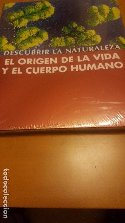 EL ORIGEN DE LA VIDA Y EL CUERPO HUMANO (Libros de Segunda Mano - Geografía y Viajes)