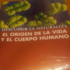 Libros de segunda mano: EL ORIGEN DE LA VIDA Y EL CUERPO HUMANO. Lote 271859518
