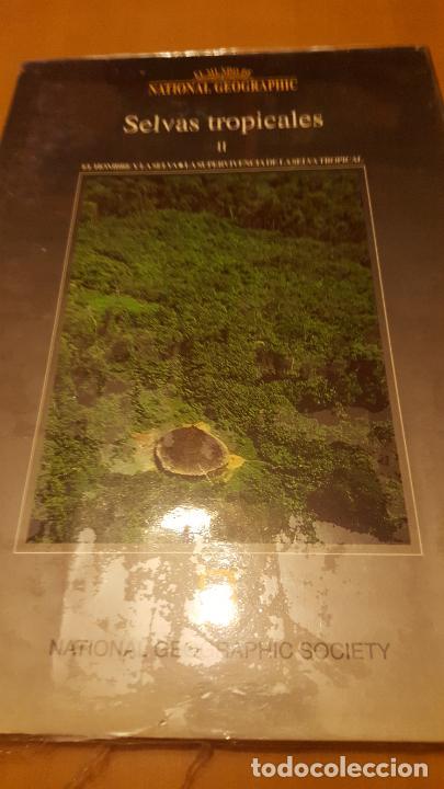 Libros de segunda mano: Selvas tropicales I y II - Foto 2 - 271905678
