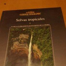 Libros de segunda mano: SELVAS TROPICALES I Y II. Lote 271905678