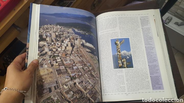 Libros de segunda mano: Libro Viajes en tren por el Mundo - Foto 4 - 271938338