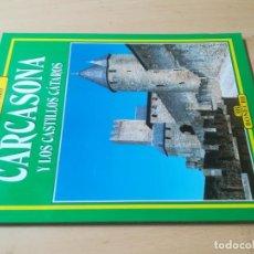 Livros em segunda mão: CARCASONA Y LOS CASTILLOS CATAROS / BONECHI / LILY DEVECE / AI39. Lote 272294308