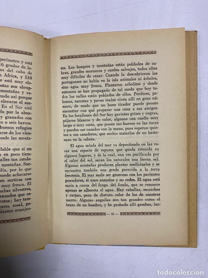 Libros de segunda mano: AVENTURAS DE DOMINGO GONZALEZ EN SU EXTRAÑO VIAJE AL MUNDO LUNAR 1673. FRANCIS GODWIN - Foto 8 - 272849823