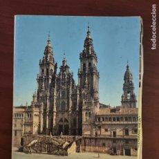 Libros de segunda mano: SANTIAGO DE COMPOSTELA. J. ANTONIO VAZQUEZ GONZALEZ. PAGS: 196.. Lote 272858573