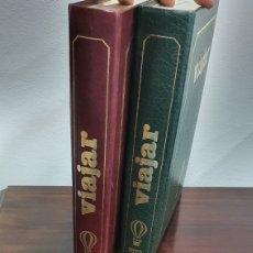 """Libros de segunda mano: 2 TOMOS """"VIAJAR """"1978/1979. Lote 274832058"""