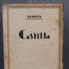 Libros de segunda mano: CASTILLA-AZORIN-ED.BIBLIOTECA NUEVA 1943-6ªEDICIÓN. Lote 275238093
